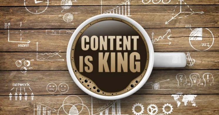 Content là mấu chốt của một website