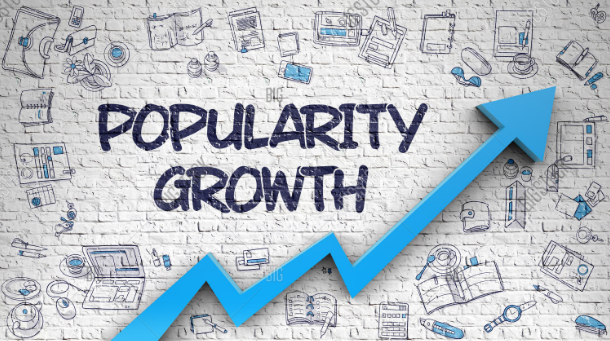 Popularity Growth