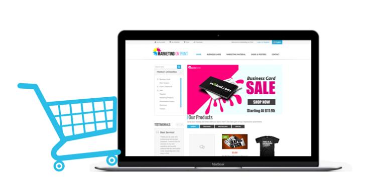 tiêu chí khi thiết kế website bán hàng