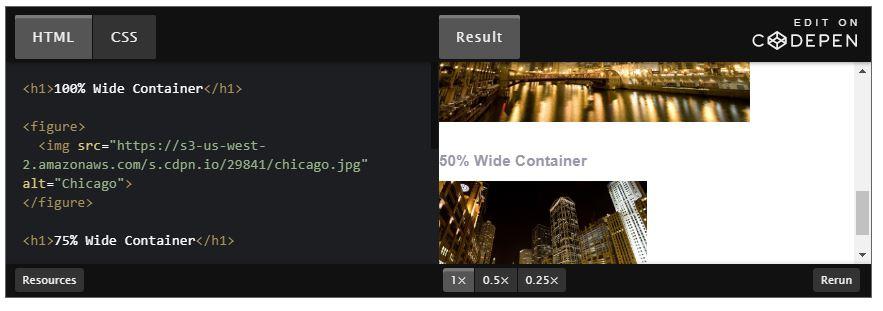 Flexible images là một thử thách không nhỏ khi thiết kế website responsive