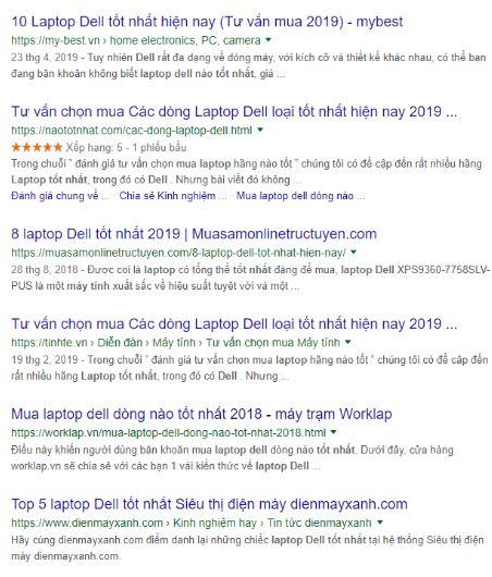 SEO OnPage giúp google dễ làm việc hơn