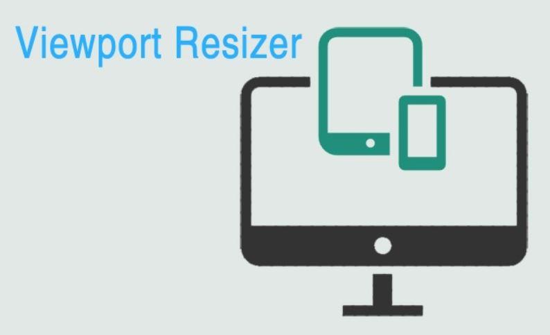Kiểm tra tương thích di động bằng Extension Viewport Resize