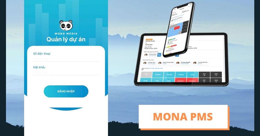 Mona PMS- Phần mềm quản lý dự án hàng đầu