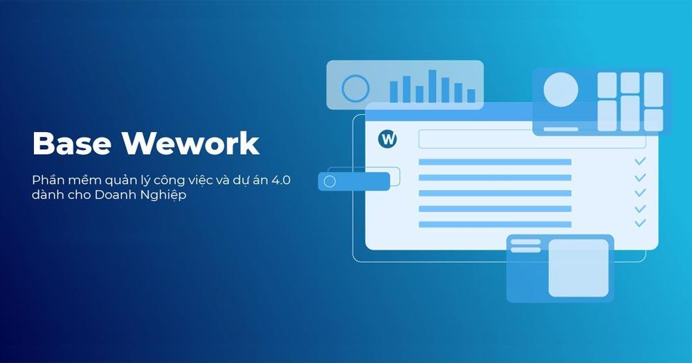 Wework- Web App quản lý dự án linh hoạt, tiện lợi