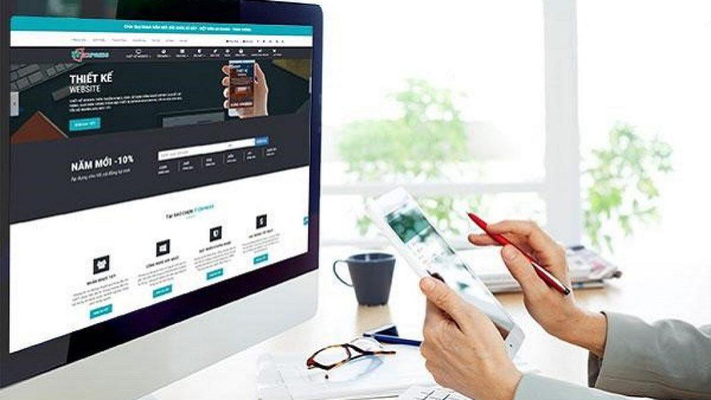 Thiết kế website tại Bình Dương trở thành nhu cầu thiết yếu của doanh nghiệp